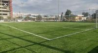 מגרש כדורגל חדש ביישוב חשמונאים