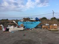 דורשים טיפול ראוי בפינת המיחזור - אנשי דור למועצת חוף הכרמל