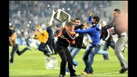 די לאלימות במגרשי הכדורגל!!