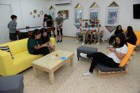 בית נוער פעיל בנווה מנחם מכיתה ז