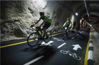 פתיחת מנהרת הגיחון לציבור רוכבי האופניים בירושלים והסביבה