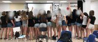 מכנסיים קצרים- כן בבית ספרנו!