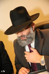 רק רבי דוד אבוחצירא רב ראשי לחיפה!