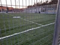הגדלת מגרש דשא סינטטי בפארק פרס חולון