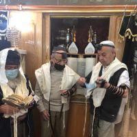 מצילים את בית הכנסת המרוקאי הוותיק בירושלים