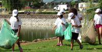 ילדים נגד זיהום הסביבה
