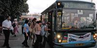 בעד תחבורה ציבורית בשבת