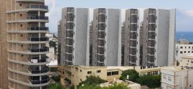 נגד הקמת שני מגדלי מגורים בני 12 קומות ויותר במקום מלון פרנק בנהריה