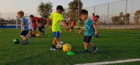 די לליגות תחרותיות בכדורגל עד גיל 13