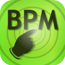 BPM Tap Tempo iOS app icon
