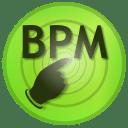 BPM Tap Tempo macOS app icon