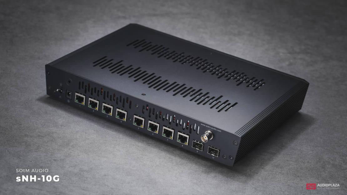 솜오디오 sNH-10G