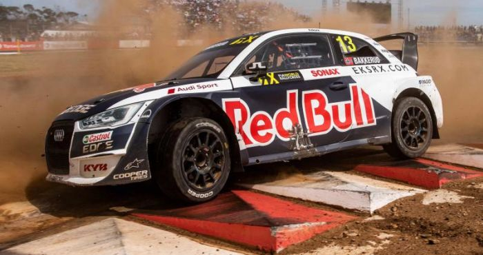 Podium result in RX final