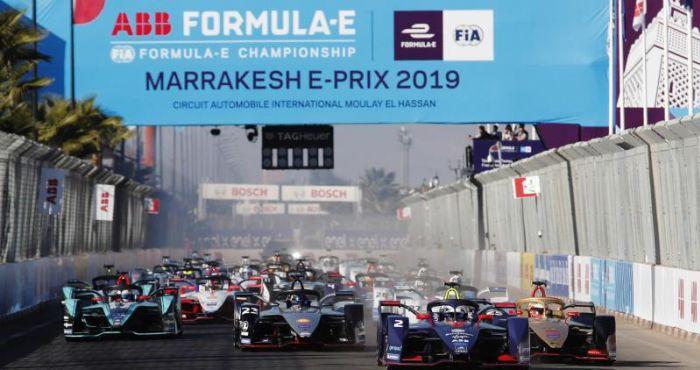 Double podium in Morocco