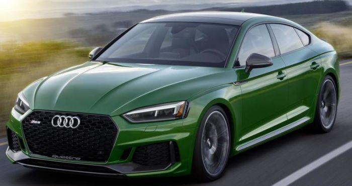 Audi announces RS 5 Sportback