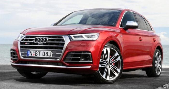New Audi Foundation raffle announced