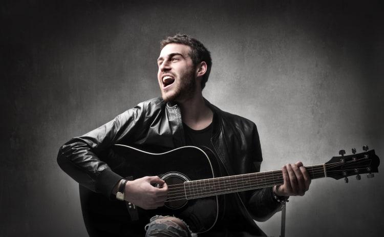 Solomusiker ( Gitrarre & Gesang ) online