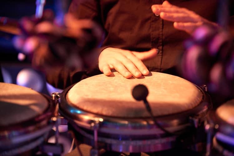 Latin Band finden