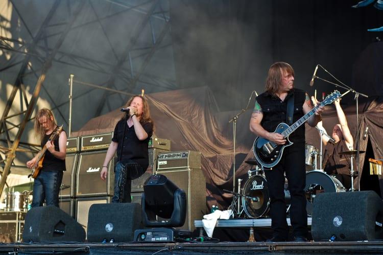 Rockband buchen