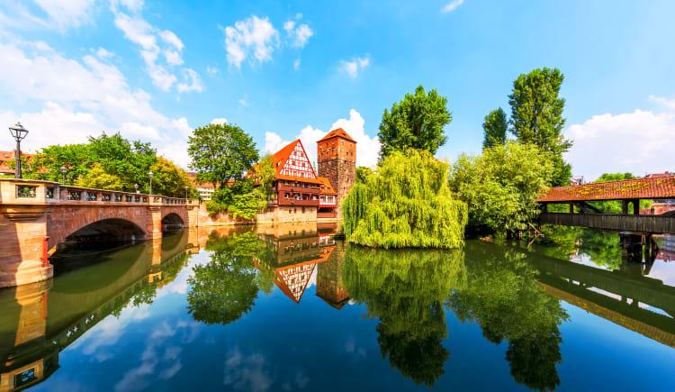 Nürnberg - Stadt der Verliebten