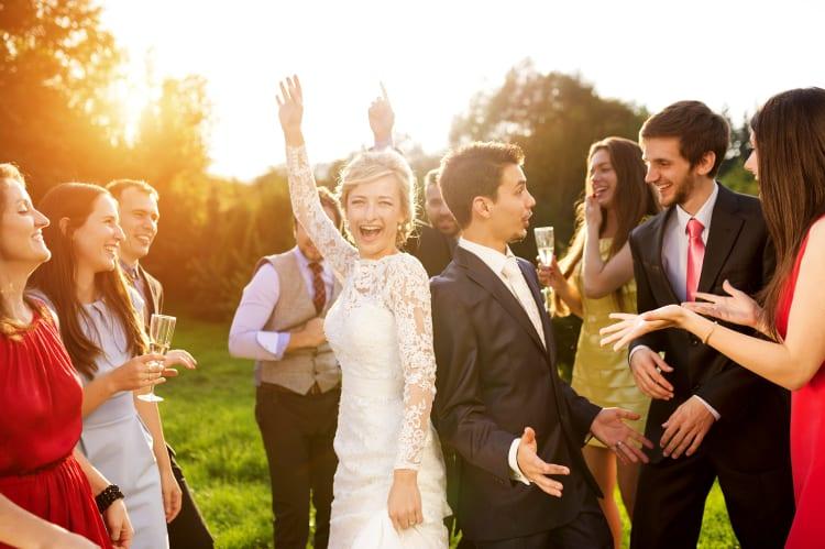 Hochzeitsbands aus Berlin und Umgebung buchen