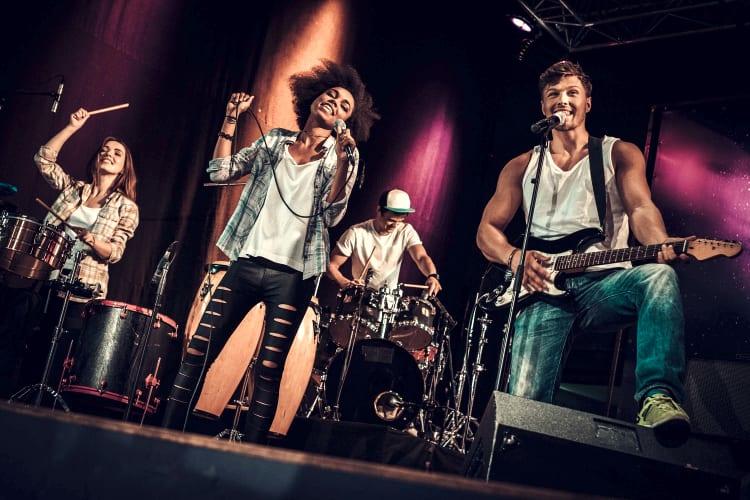 Finde deine ganz persönliche Partyband in Köln