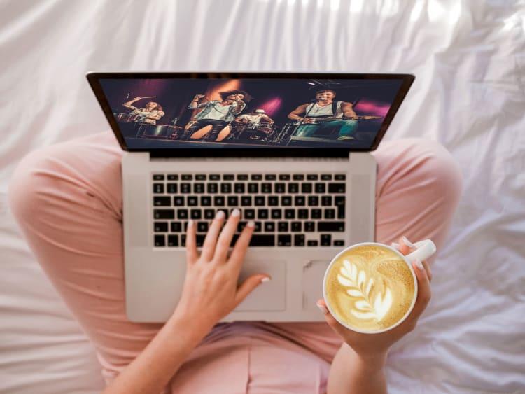 Mit Live-Streaming von Konzerten Fans auch in Corona-Zeiten erreichen
