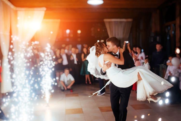 Ein ganz besonderer Hochzeitstanz nach eurer Trauung in Ingolstadt