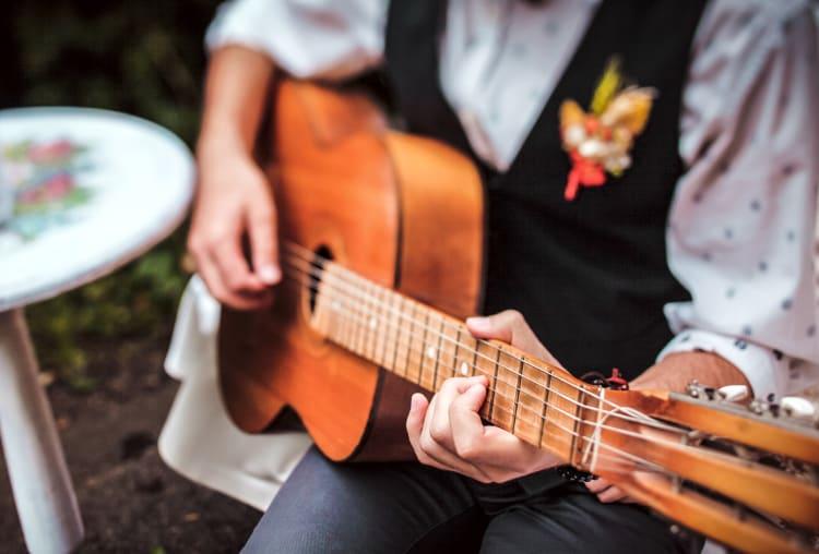 Macht eure Hochzeit mit Live-Musik zu einem unvergesslichen Tag