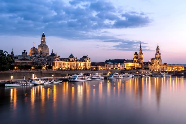 Heiraten im romantischen Dresden mit professionellen Hochzeitssängern