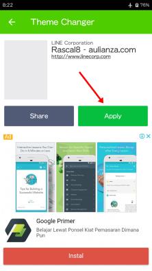 Screenshot 2018 02 09 08 22 55 640 com.hedoturkoglu5tb.ltc3.lite yynsdm - Cara Pasang dan Ganti Tema LINE Premium di Android dengan Mudah
