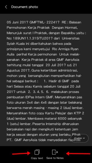 Screenshot 2018 02 09 15 50 57 134 com.xiaomi.scanner vebgdg - Cara Mudah Menyalin Tulisan Pada Gambar Tanpa Perlu Aplikasi Tambahan di Xiaomi