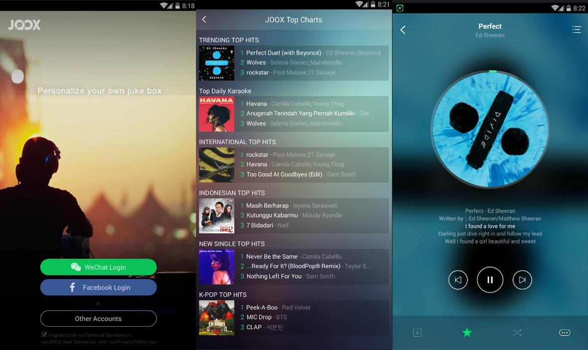 123 znq68v - JOOX Mod VIP Versi 3.9.0.2 Dengan Fitur Premium Unlimited Terbaru