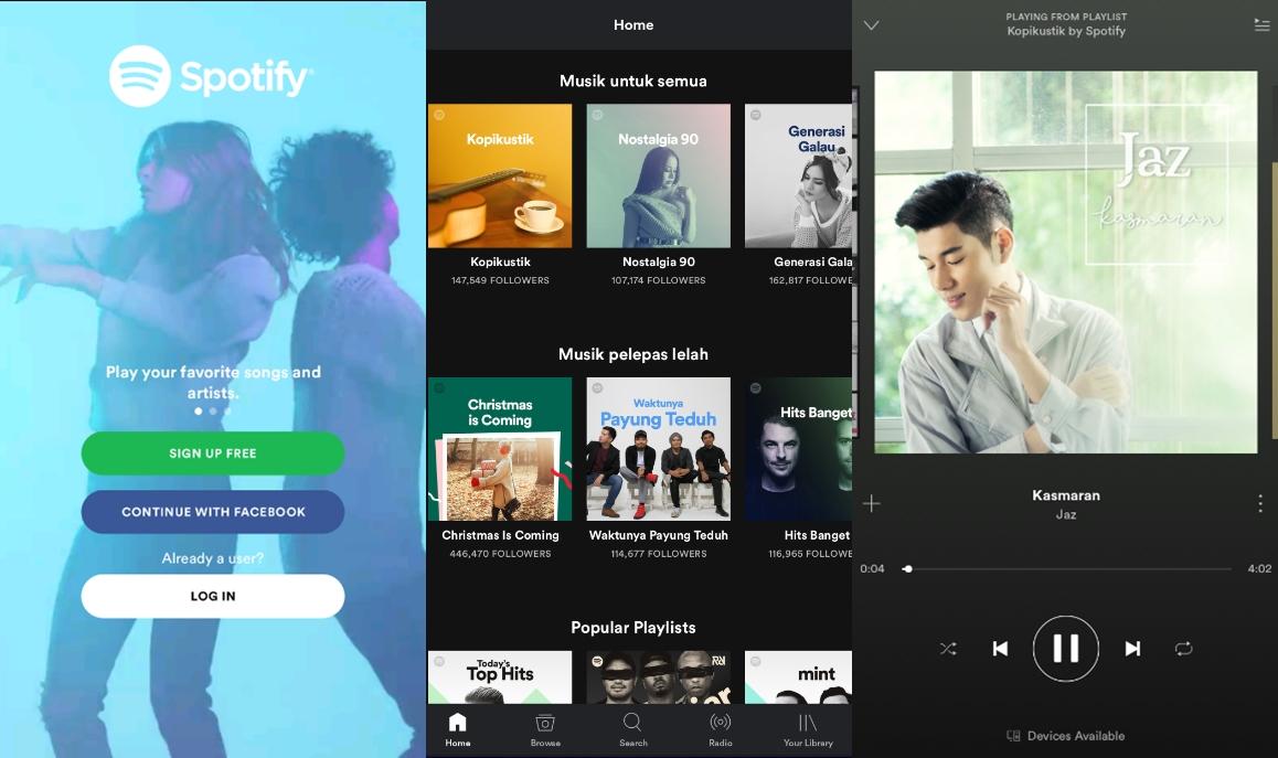 123 w5dirh - Spotify Music Mod Versi 8.4.32.623 Terbaru dengan Fitur Premium