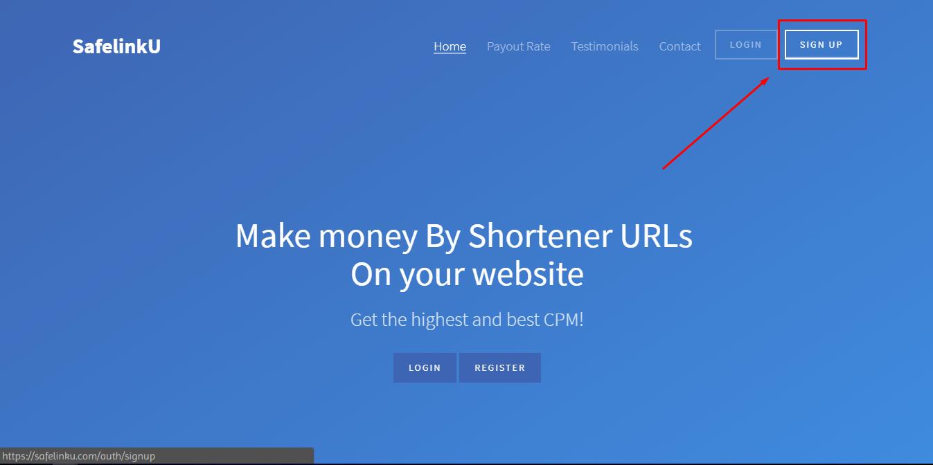 1 kpe6qr - SafelinkU - Short URL Lokal Terbaik dengan Bayaran Tinggi Hingga $130/10K View