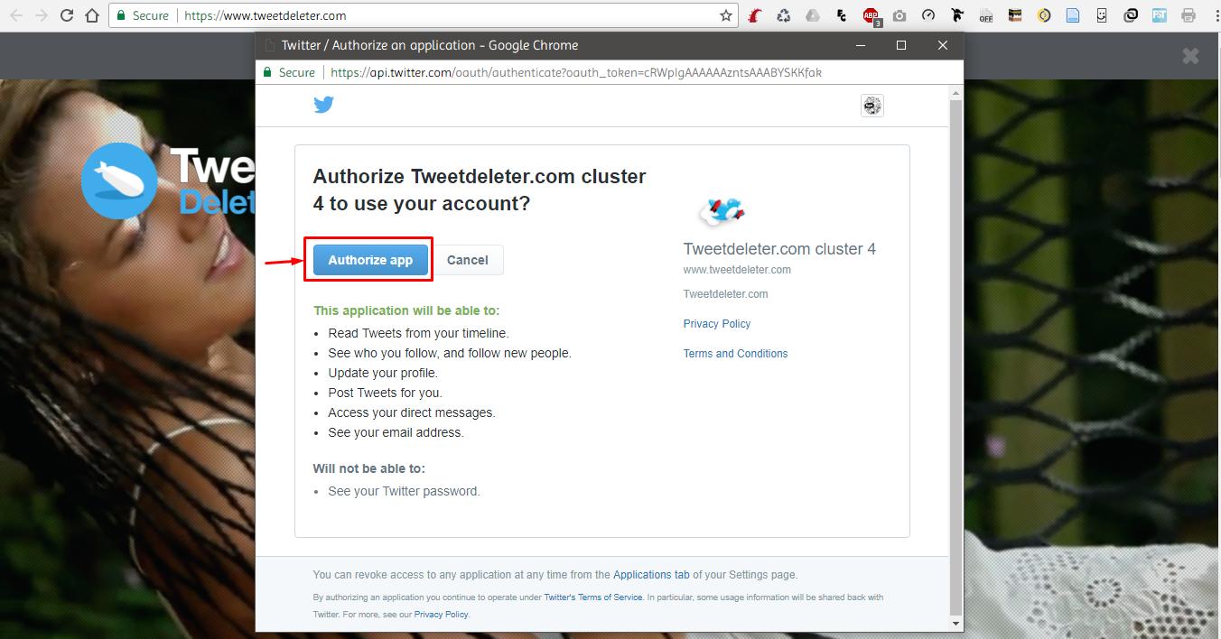 2 y9g4i1 - Cara Mudah Hapus Tweet Jadul di Twitter Hanya dengan Sekali Klik