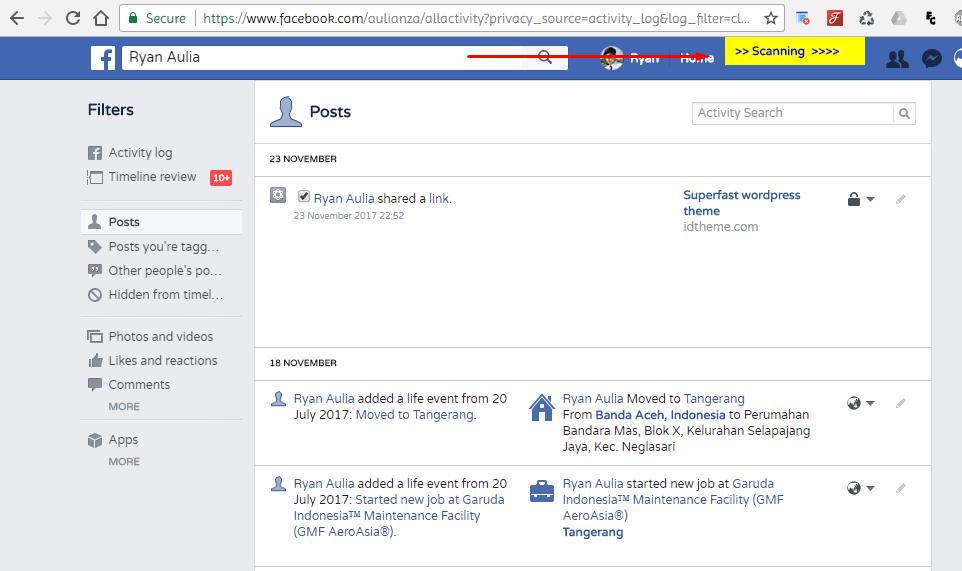 5 fuqxbh - Malu Sama Status Alay Kamu di Facebook? Ini Dia Cara Mudah Menghapusnya