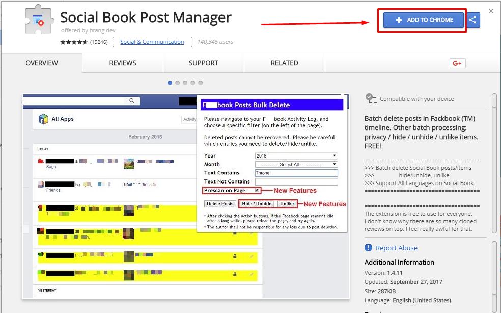 1 rbmd1j - Malu Sama Status Alay Kamu di Facebook? Ini Dia Cara Mudah Menghapusnya
