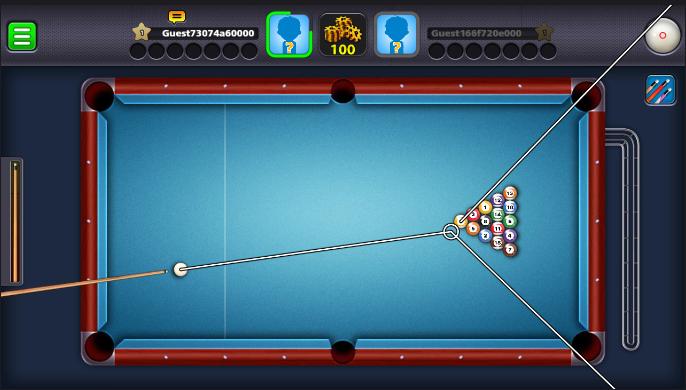 2 d2ewoa - 8 Ball Pool Mod Versi 3.12.4 dengan Fitur Extended Stick Guideline Untuk Android