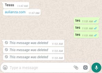 0 mrdf2m - Cara Mengetahui Isi Pesan WhatsApp Yang Sudah Dihapus dengan Mudah