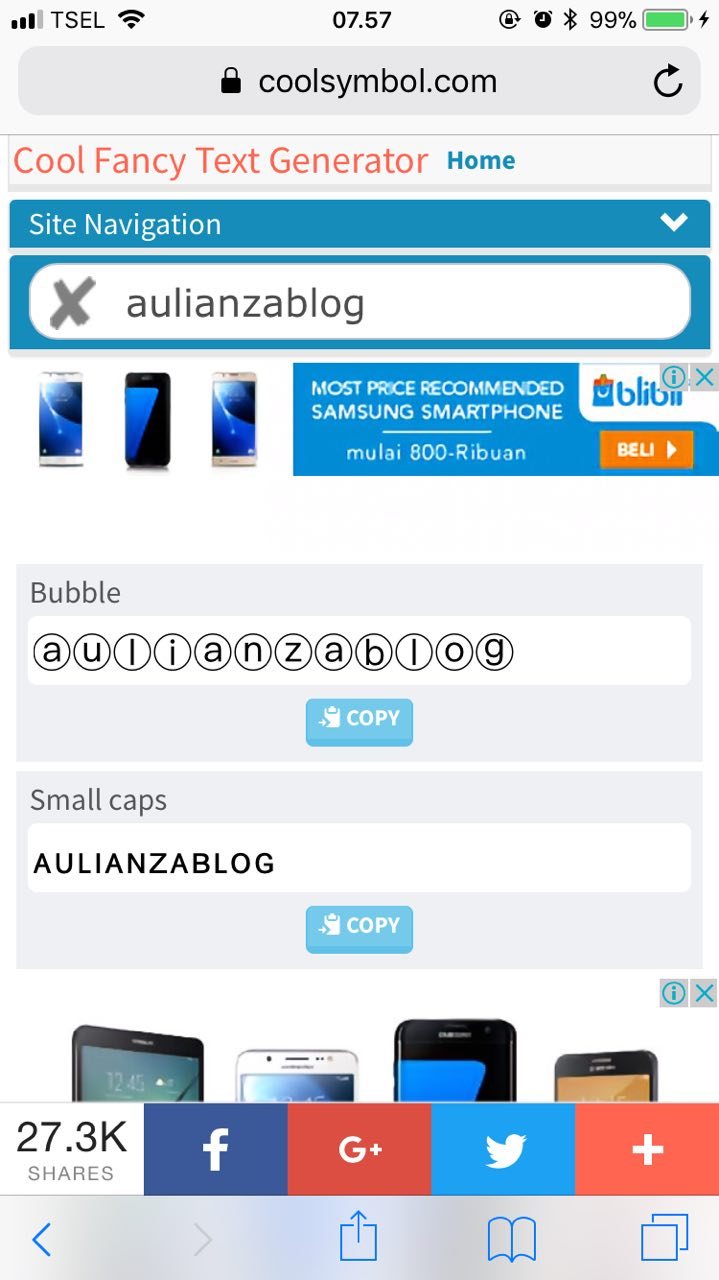 Cara Membuat Tulisan Keren Dan Unik Di Bio Dan Caption Instagram