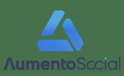 Logo blanco AumentoSocial