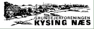 Grundejerforeningen Kysing Næs - Aalborg