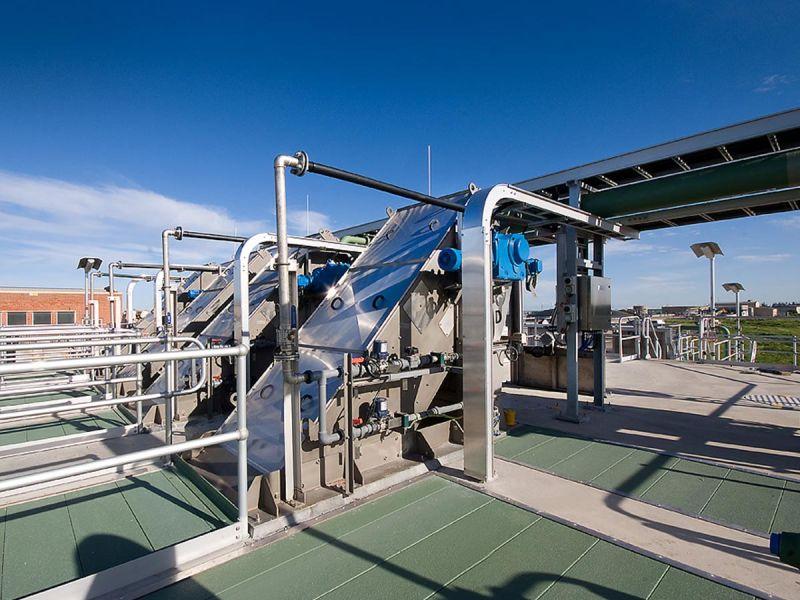 Glenelg Inlet Works