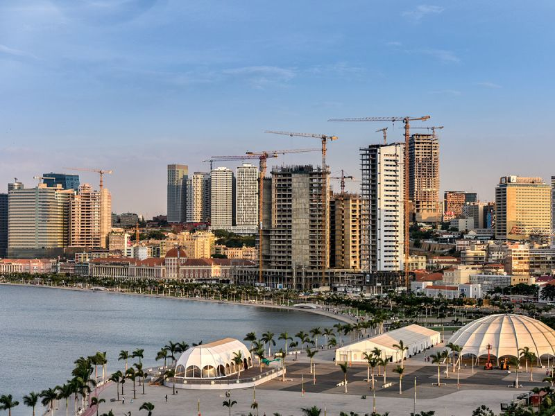 Masterplan Framework for Luanda 2030