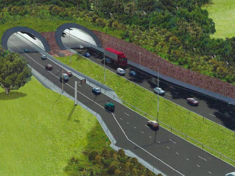Pacific Highway upgrade