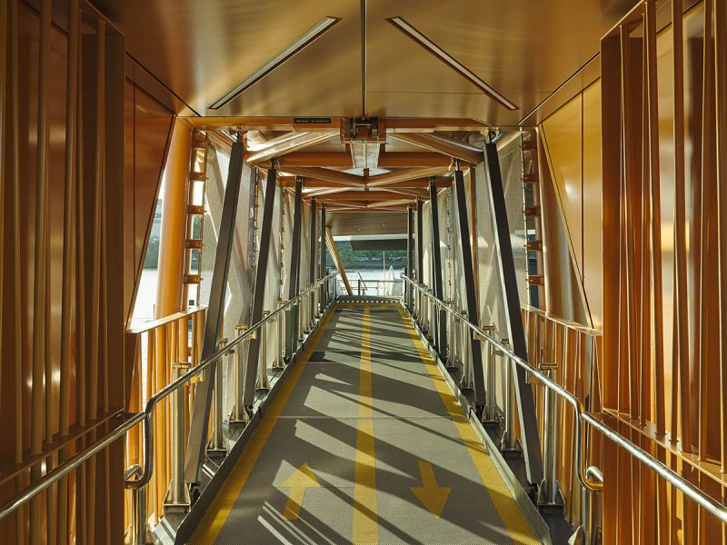Brisbane Ferry Terminals