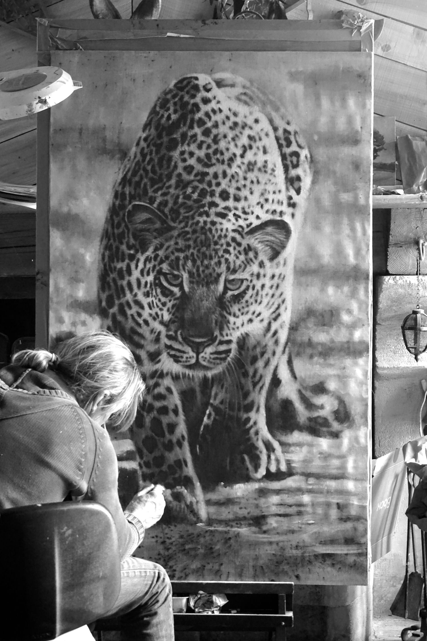 Peintures / dessins