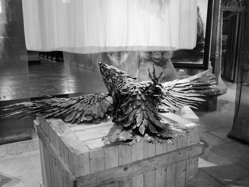 Sculpture en acier, Aurélien Raynaud, peintre et sculpteur animalier