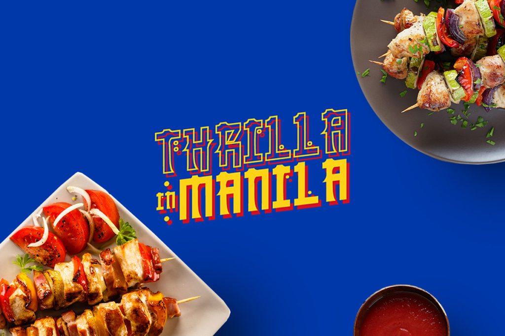 Thrilla in Manila - Client Portfolio